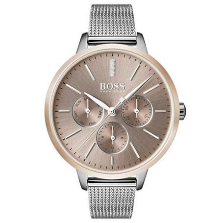 BOSS HB1502423 Pırlantalı Bayan Kol Saati